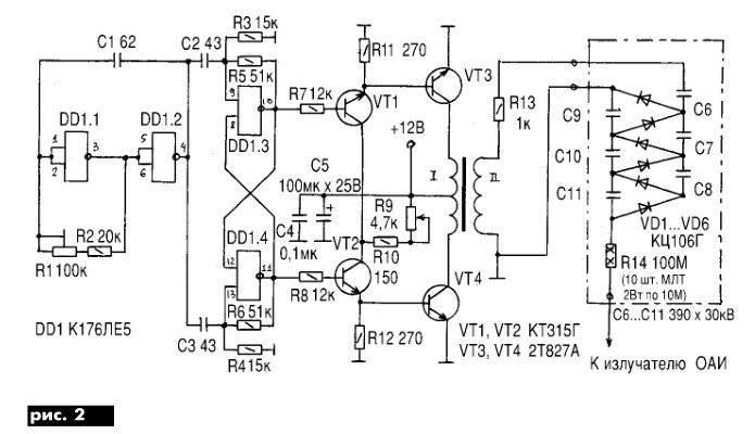 Ионизатор воздуха своими руками - разновидности и схема сборки