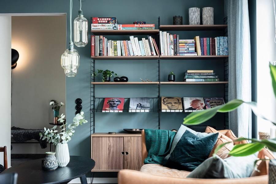 Полки в гостиную - инструкция, как выбрать идеальный вариант (120 фото новинок дизайна)