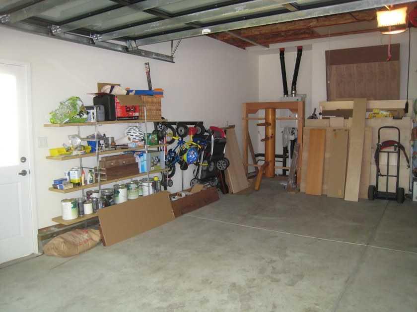 Самоделки для гаража и мастерской своими руками