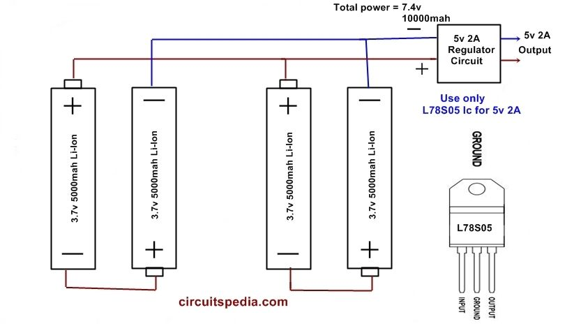 Советы, как сделать powerbank (внешний аккумулятор) своими руками