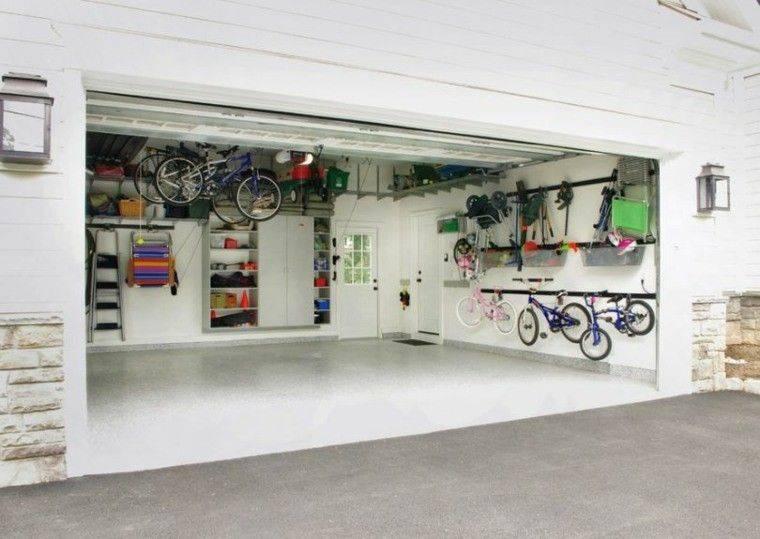 Внутренняя отделка гаража своими руками: фото с дизайном на любой вкус