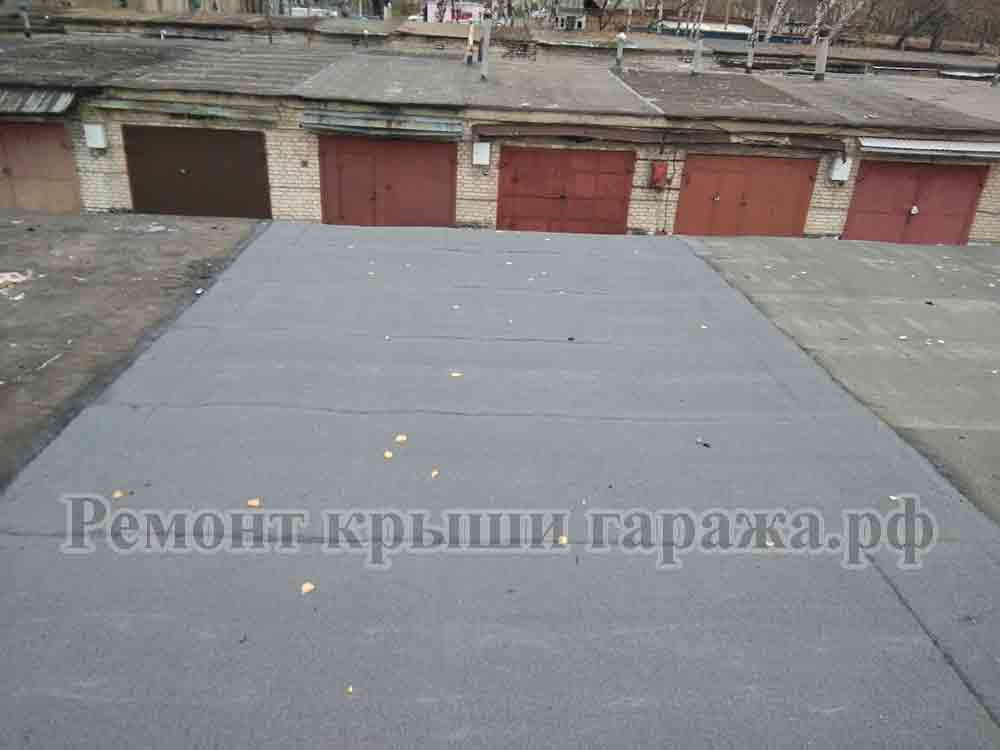 Ремонт крыши гаража своими руками — читайте все нюансы