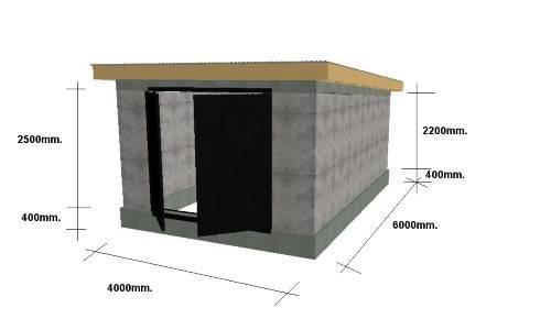 Изготовление железобетонных гаражей: освещаем подробно
