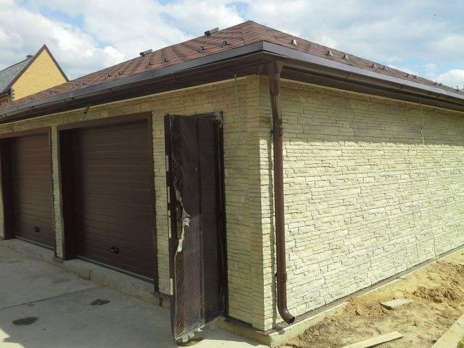 Как правильно утеплить гараж снаружи и внутри своими руками пошагово