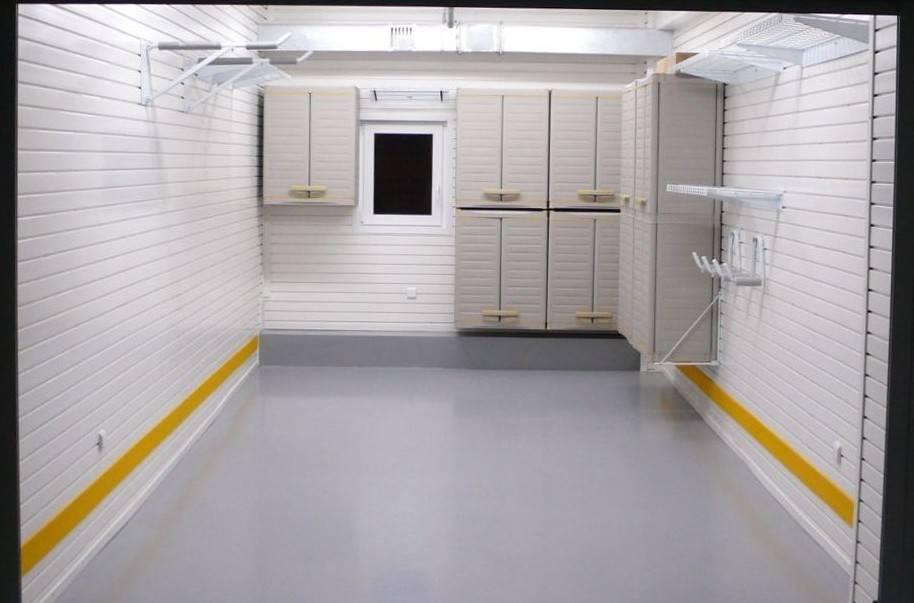 Чем обшить гараж внутри - варианты отделки стен помещения
