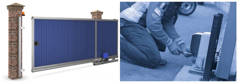 Выбор материала и размера гаражных петель, основные виды и инструкция по установке