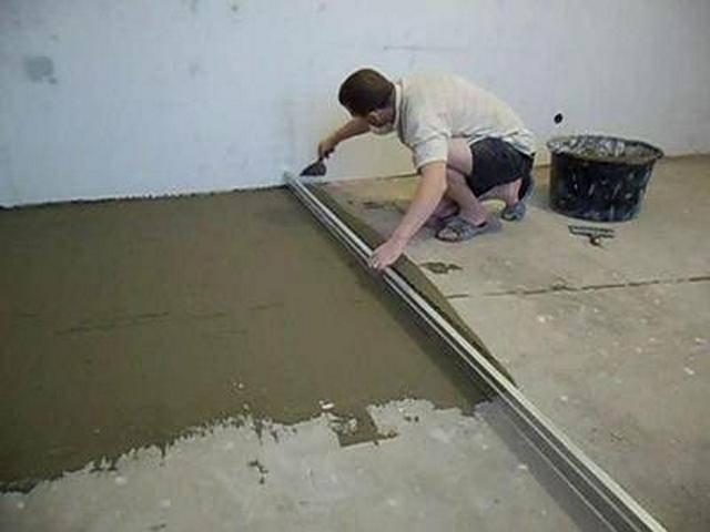 Как шлифовать бетонный пол болгаркой правильно своими руками