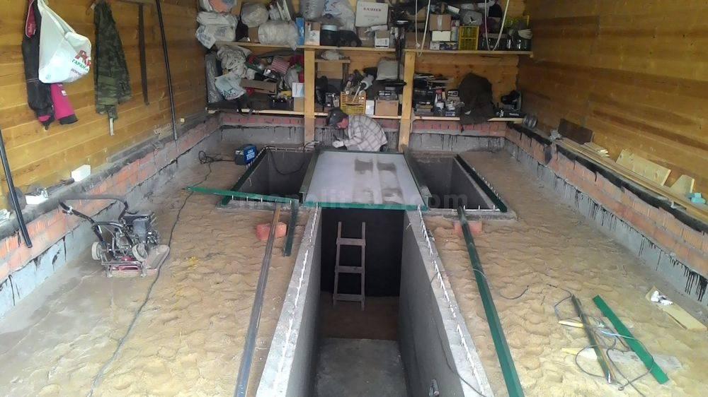 Как обустроить гараж - внутренний и внешний дизайн (135 фото)