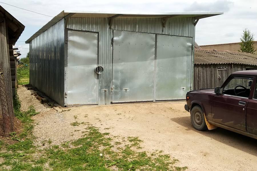 Как оформить земельный участок под гаражом в собственность?
