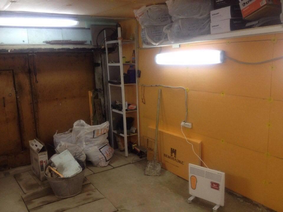 Экономное отопление гаража - сравнение методов и выбор лучшего