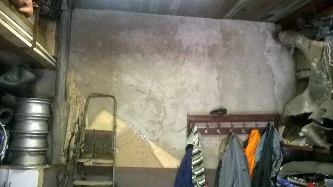 Сырость в погребе гаража: как избавиться + что делать + почему появилась   погреб-подвал