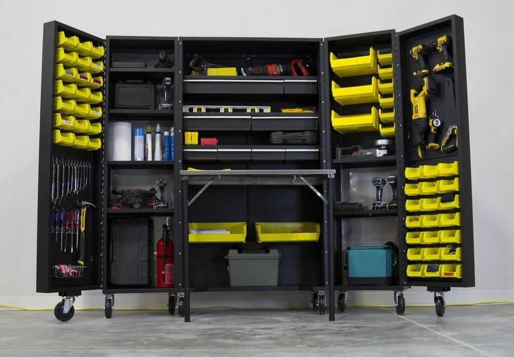 Инструменты для гаража: стандартный набор