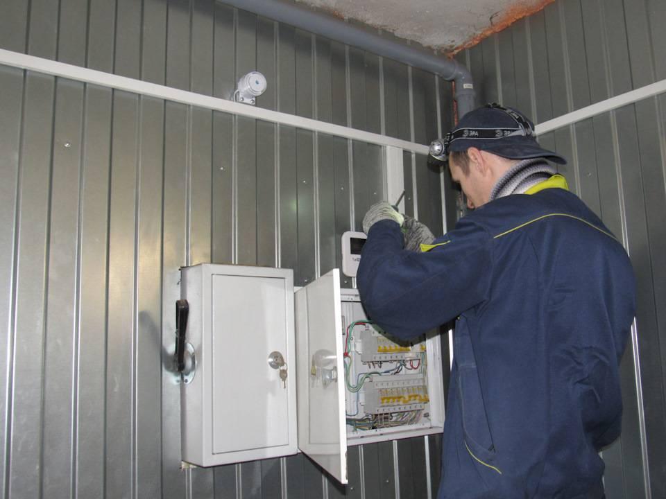 Gsm сигнализация для гаража особенности монтажа