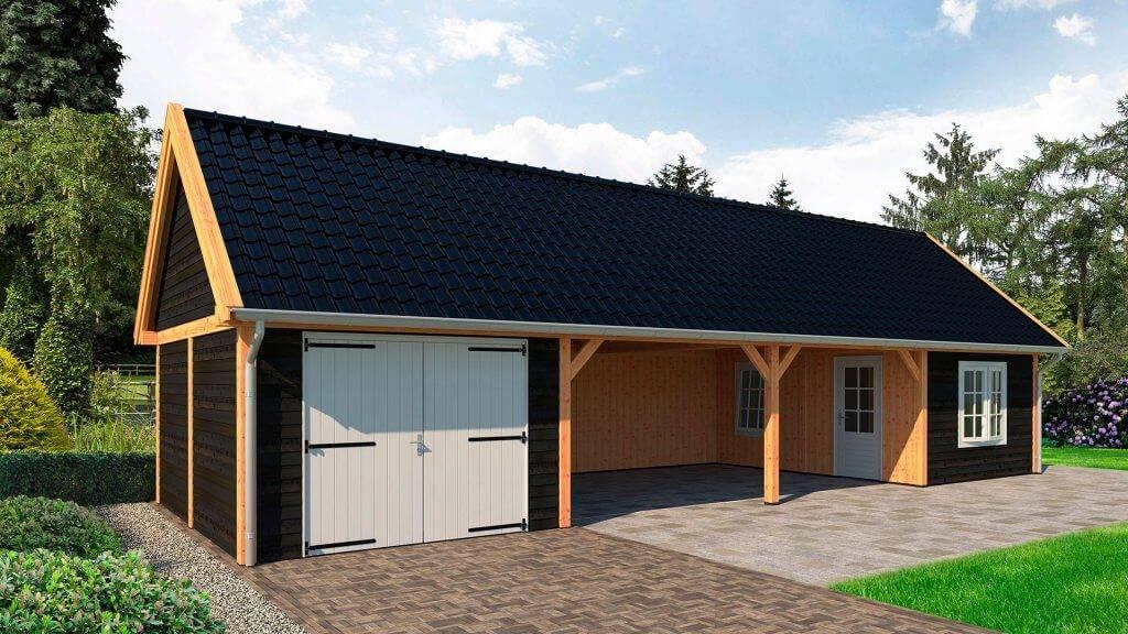Эксклюзивность и экономичность совмещённых построек: проекты различных сооружений под одной крышей
