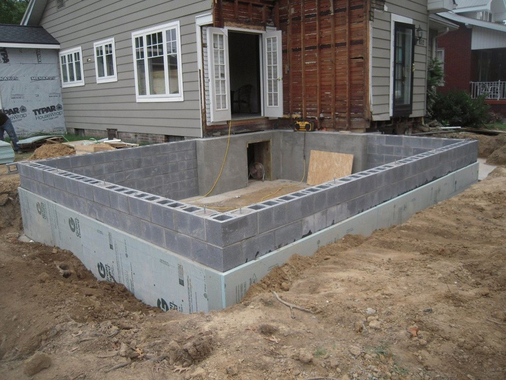 Строительство гаража из газобетона: от проекта до отделки