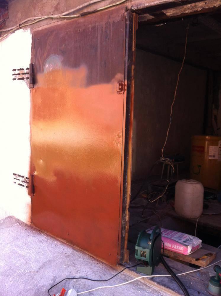 Как и чем покрасить стены в гараже - советы по выбору покрытия
