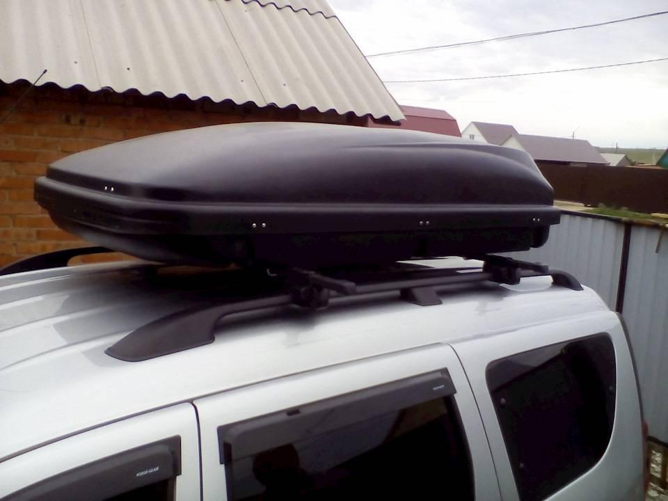 Как сделать багажник на крышу своими руками