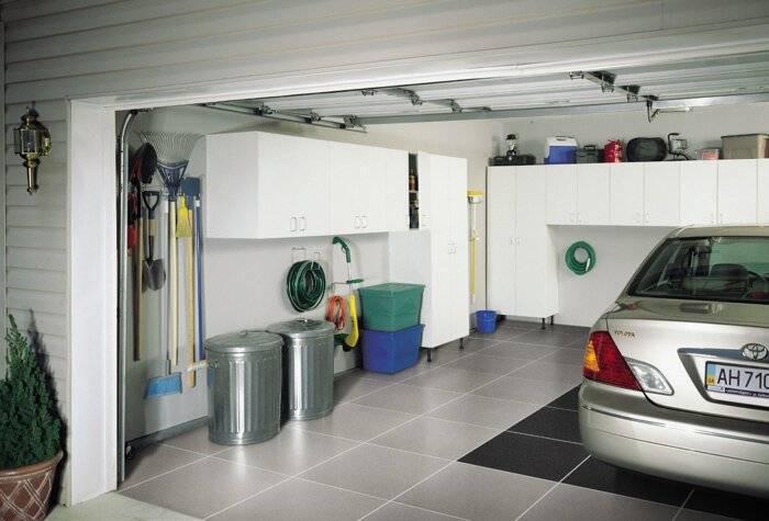 Мастерская в гараже: как оборудовать своими руками