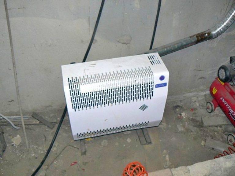 Отопление гаража: самый экономный способ, преимущества и недостатки