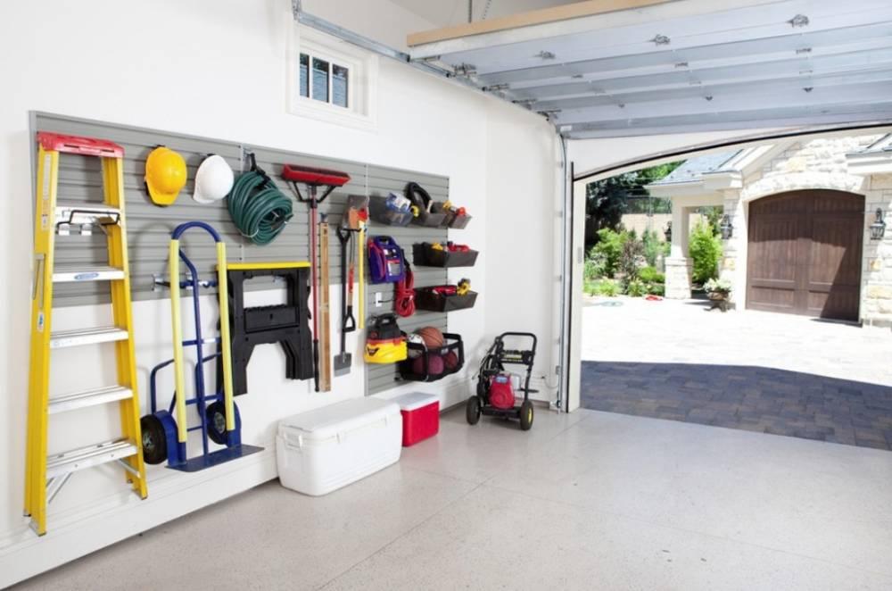 Как можно оборудовать гараж
