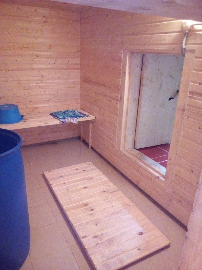 Гараж и баня под одной крышей: особенности конструкции