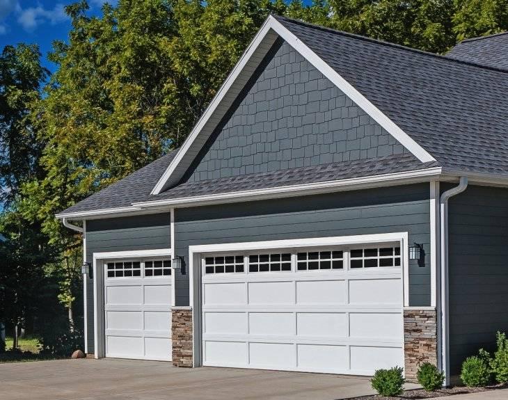 Выбираем из чего лучше строить гараж: выгодные материалы для постройки стен