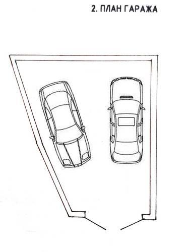 Гараж на 3 машины: проект и этапы постройки своими руками с фото и видео