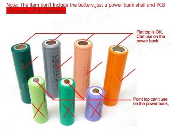 Power bank своими руками — варианты и схемы