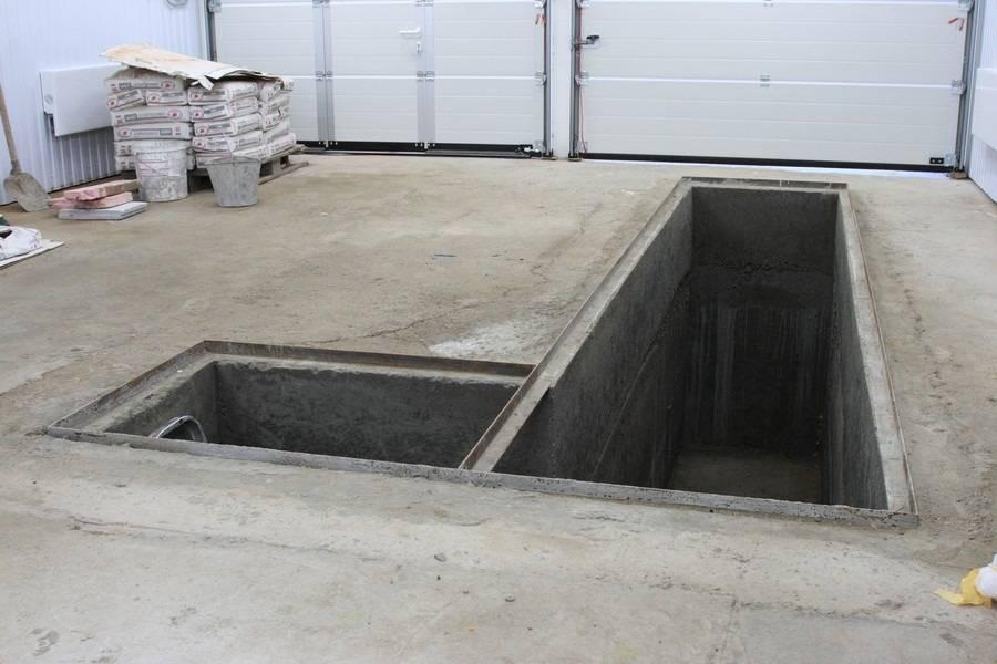 Этапы монтажа железобетонного (монолитного) гаража своими руками, размеры и строительство