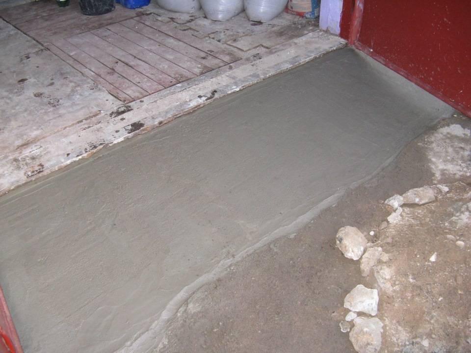 Как выровнять бетонный пол в гараже: заливаем прочное, удобное и красивое покрытие