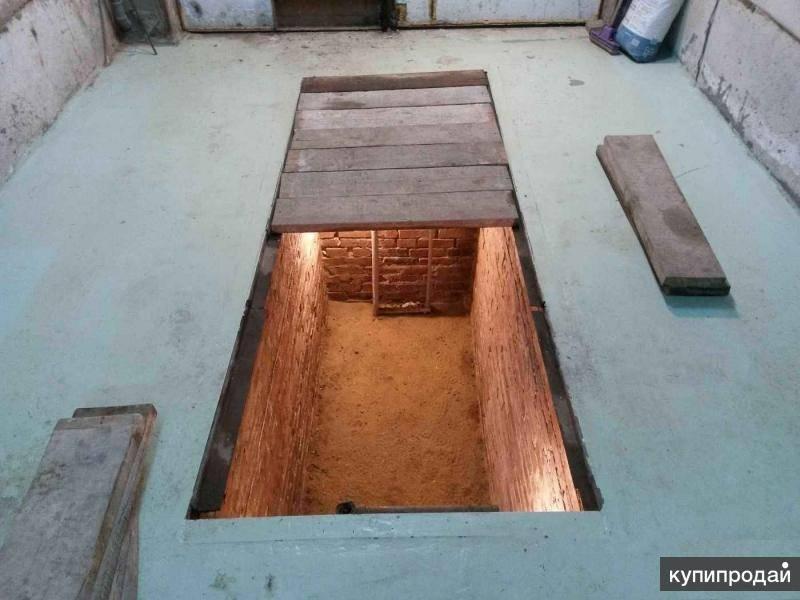 Ремонт погреба в гараже: что учесть