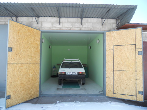 Чем покрасить стены в гараже: выбор краски, цвета покрытия, как красить