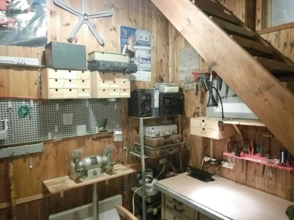 ???? организация пространства в гараже: идеи и важные моменты