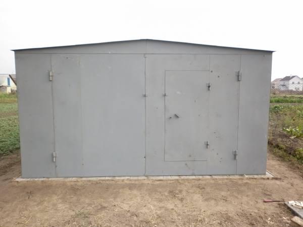 Из чего построить гараж своими руками: варианты бюджетных конструкций