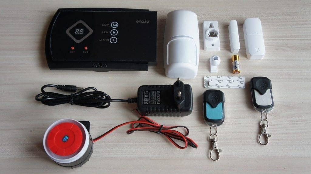 Сигнализация для гаража: устройство, виды и 8 популярных моделей