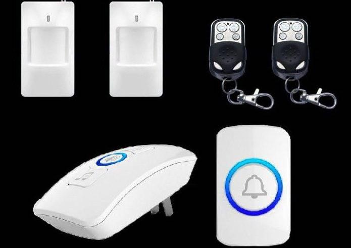 Охранная сигнализация для дома и квартиры: принцип действия, как выбрать и как установить комплект