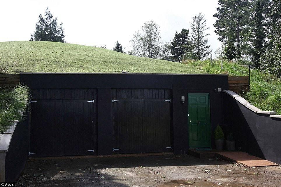 Как сделать подземный гараж в частном доме