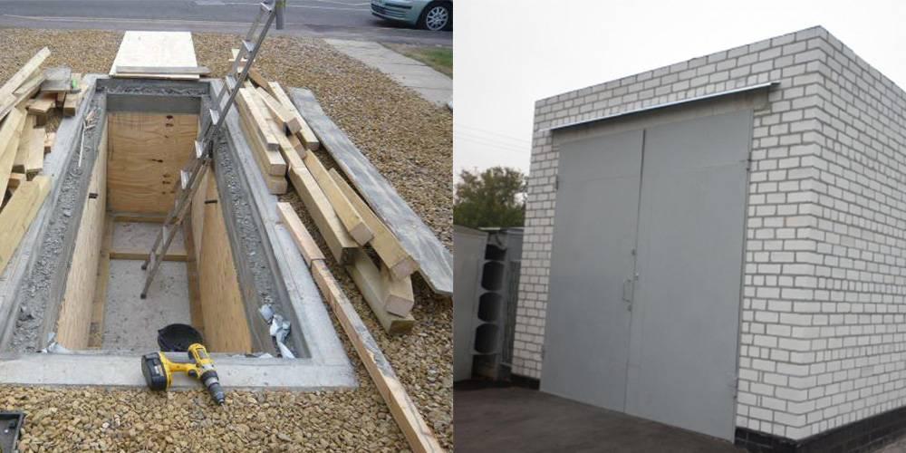 Как построить гараж своими руками   советы хозяевам.рф