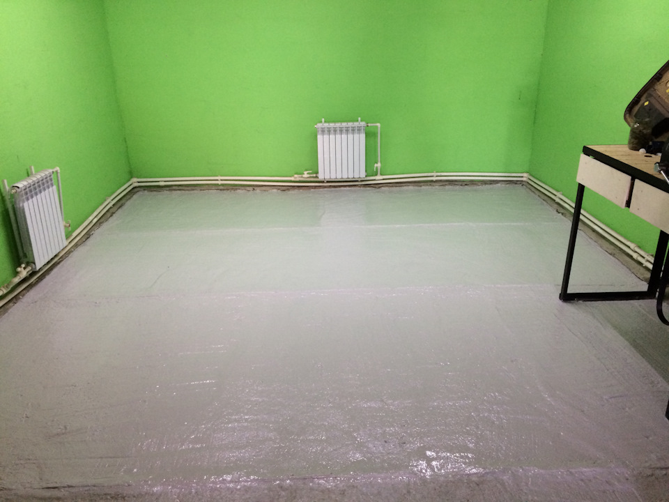 12 советов чем покрасить гараж