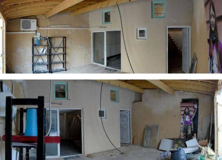 Гараж в частном доме: из чего построить подземный или отдельный гараж своими руками, его оптимальный размер и нормы планировки
