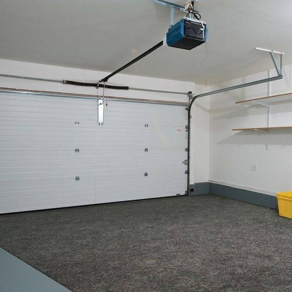 Отделка стен в гараже варианты