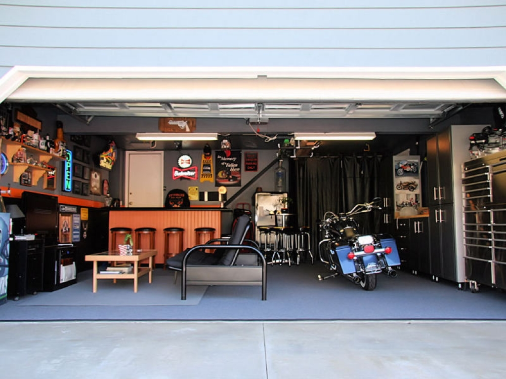 Возможно ли пережить в гараже зимой в россии? примеры гаражей +фото идей своими руками +видео
