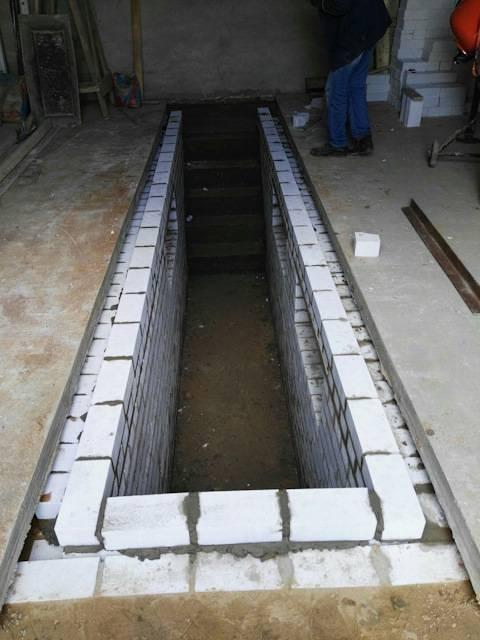 Смотровая яма в гараже своими руками: процесс и рекомендации по монтажу , как сделать смотровую яму