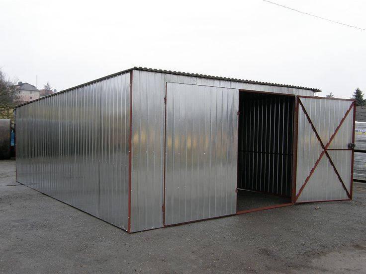 Из какого материала лучше строить гараж: советы по выбору, обзор самых популярных материалов