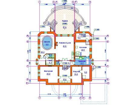 Устройство цокольного этажа: что учитывать при планировке   погреб-подвал