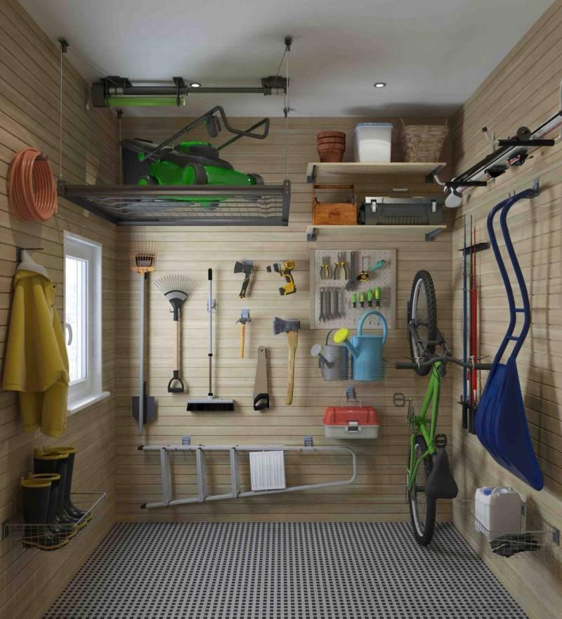 Обустройство гаража: приспособления и полезные самоделки своими руками