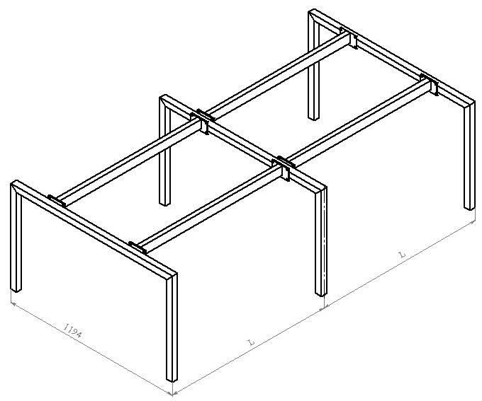 Разборные системы крепежа стальных конструкций
