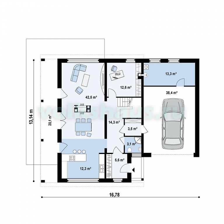 Как правильно проектировать гараж – полезные советы архитектора