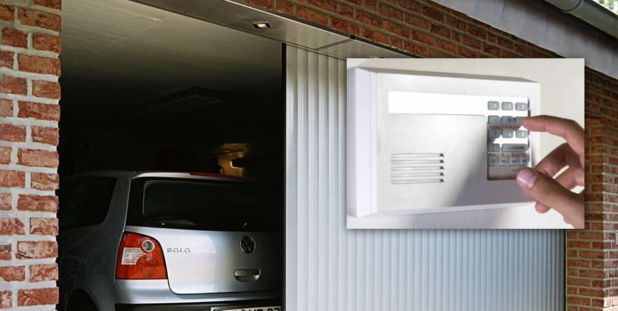 Как делается gsm сигнализация для гаража своими руками