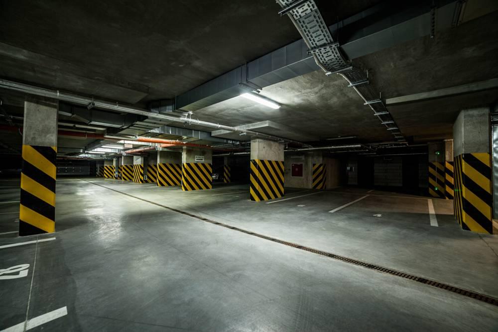 Автомобильная подземная парковка: нормы проектирования по снип